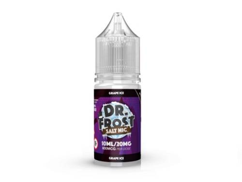 Polar Ice Vapes - Grape Ice 10 ml