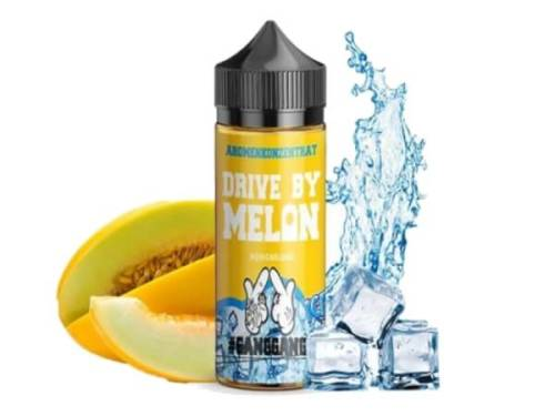 GANGGANG Drive By Melon Aroma Ice 20 ml