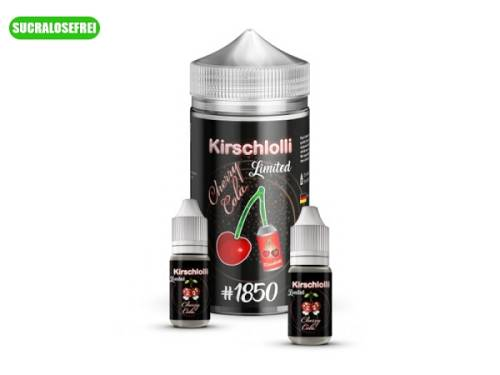 KIRSCHLOLLI - Cherry Cola Aroma 20 ml Limited Edition