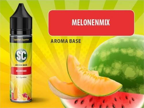 SC Vape Base Melonenmix 50 ml