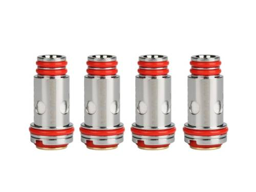 Uwell Whirl Heads/Coils (4 Stück pro Packung