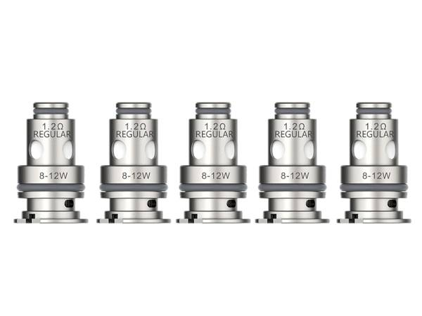 Vaporesso GTX Regular Heads/Coils 1,2 Ω (5 Stück pro Packung)